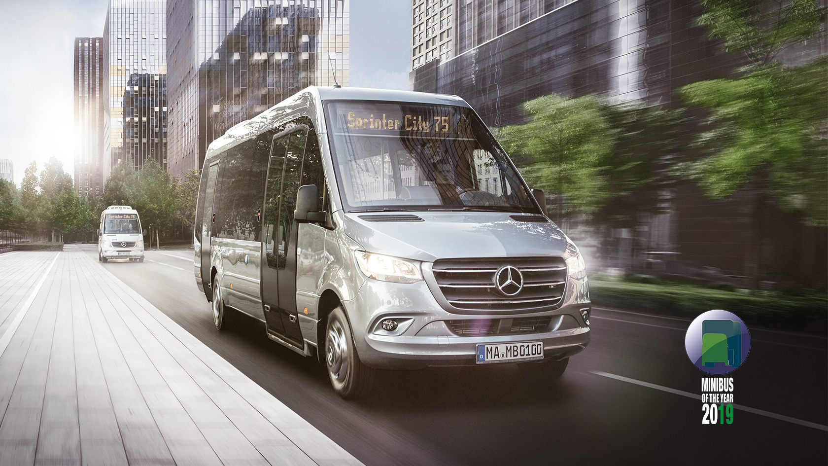 Awards – Mercedes-Benz Buses and Coaches