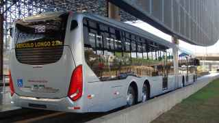 BRT vehicles.