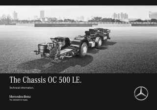 The OC 500 LE chassis - English