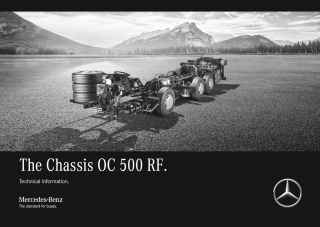 The OC 500 RF chassis - English
