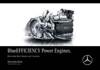 Engine brochure (2019)