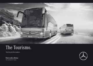 The Tourismo - English (2019)