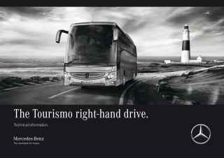The Tourismo right-hand drive