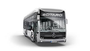 Coming soon:<br>The new eCitaro