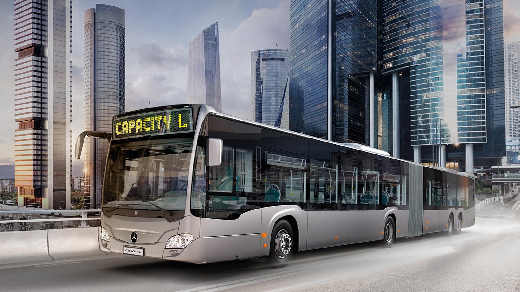 Mercedes Benz Sprinter >> CapaCity & CapaCity L: Sicherheit – Mercedes-Benz Omnibusse