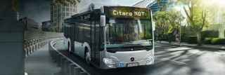 The Citaro NGT.