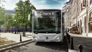 The tried and tested Citaro modular design