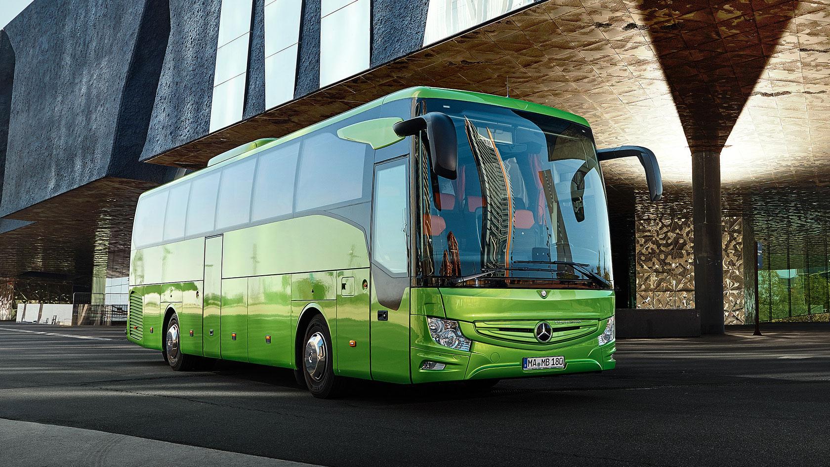 Mercedes Benz Sprinter >> Tourismo: Design – Mercedes-Benz Buses and Coaches