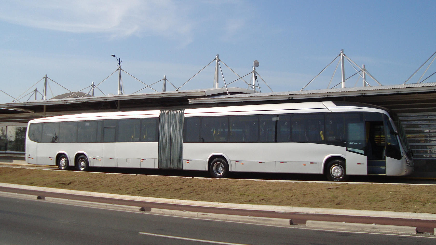 Bus Rapid Transit (BRT) – Mercedes-Benz Buses and Coaches